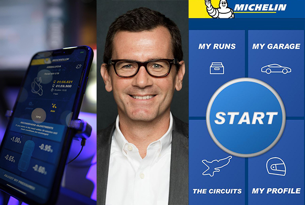Michelin ME – Track Connect and PS Cup 2 Launch