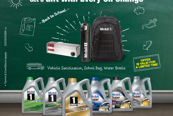 MOBIL back to school
